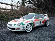 Tamiya 58201 Celica GT-Four 97 Monte Carlo