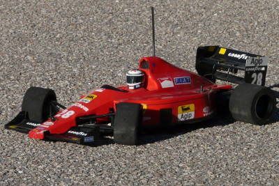 Tamiya 58084 Ferrari F189 Late Version - F101