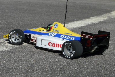 Tamiya 58069 Williams FW11B F1