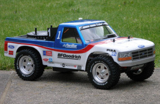 tamiya 58161 ford f150 ta 02t tamiya rc classics moderns. Black Bedroom Furniture Sets. Home Design Ideas