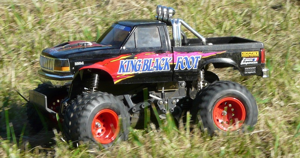 Tamiya 58192 King Blackfoot