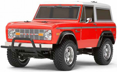 Tamiya 58469 Ford Bronco 73
