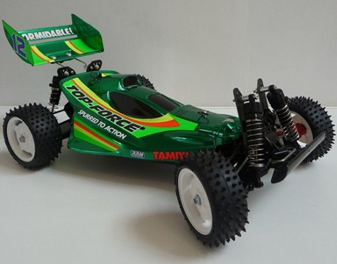 Tamiya 58100 Top Force