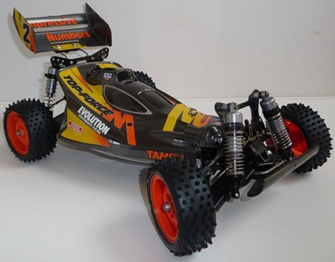 Tamiya 58107 Top Force Evolution