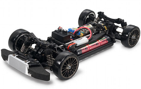 Tamiya 58420 TB-03D Drift Spec Chassis Kit