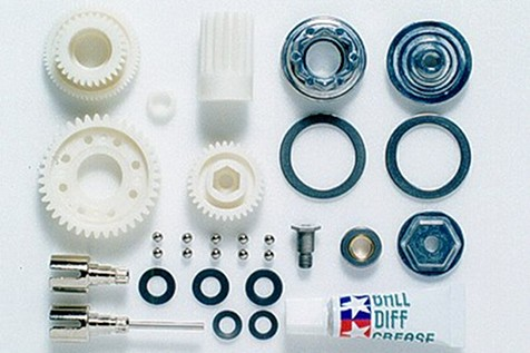 Tamiya 53267 TA03 Ball Differential Set