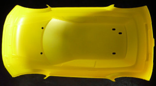 Tamiya 58368 Suzuki Swift Super 1600 bodyshell