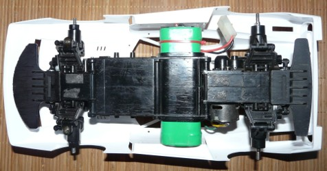 Tamiya M-02 Chassis Super Short Wheelbase