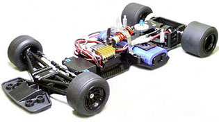 Tamiya 58258 F103LM TRF Special Chassis Kit