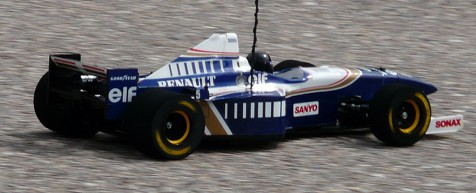 Tamiya 58179 Williams Renault FW18 F103RS