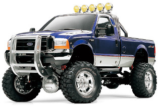 Tamiya 58372 Ford F350 High-Lift