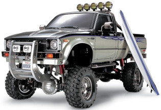 Tamiya 58397 Toyota Hilux High Lift