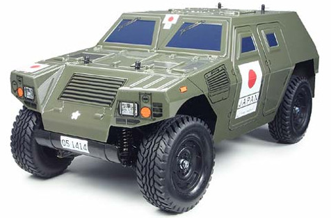 Tamiya 58326 JGSDF Light Armored Vehicle