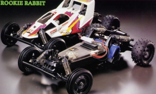 Tamiya 57501 Rookie Rabbit