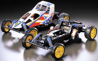 Tamiya 58184 Fighter Buggy RX
