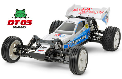 Tamiya 58587 Neo Fighter Buggy