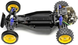 Tamiya DT-02 Chassis