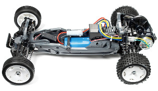 Tamiya DT-03 Chassis