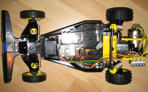 Tamiya 5856 The Falcon Chassis