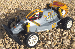 Tamiya 58071 Sonic Fighter
