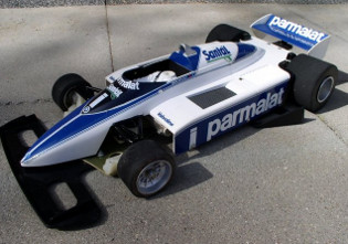 Tamiya 5831 Brabham BT50 BMW Turbo CS