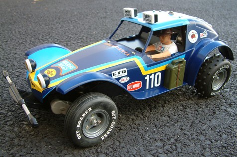 Tamiya RA-1023 Holiday Buggy