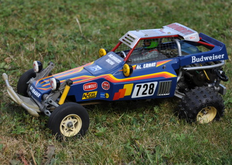 Tamiya 5834 Super Champ
