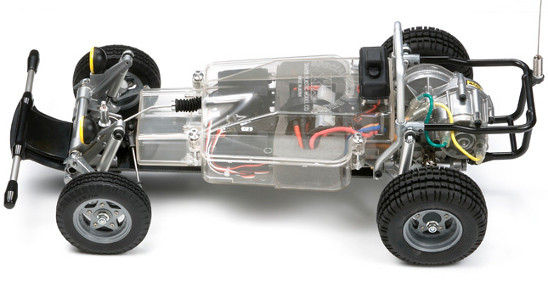 Tamiya SRB Chassis version 1