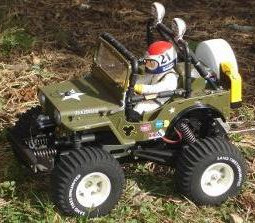 Tamiya 58035 Wild Willy Willys M38