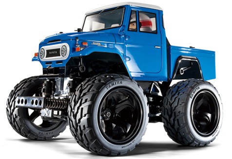 Tamiya 58589 Toyota Land Cruiser 40 Pick-Up