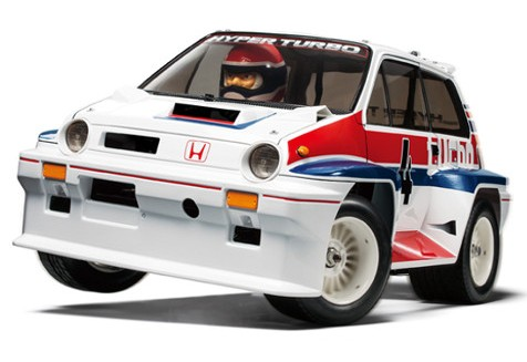Tamiya 58611 Honda City Turbo