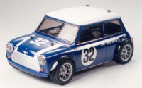 Tamiya 58211 Rover Mini Cooper Racing