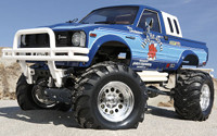 Tamiya 58519 Toyota 4x4 Pick Up Bruiser
