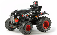 Tamiya 58601 Tractor Kumamon Version