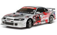 Tamiya 58612 Nismo Coppermix Silvia Drift Spec