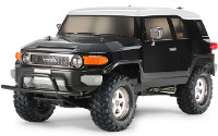 Tamiya 58620 Toyota FJ Cruiser Black Special (Painted Body)