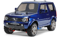 Tamiya 58621 Suzuki Jimny JB23 (Metallic Blue Painted)