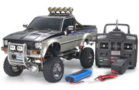 Tamiya 23651 Toyota Hilux High-Lift 4x4 4WD Full Set Finish