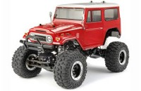 Tamiya 23656 Toyota Land Cruiser Red (CR-01)