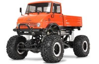 Tamiya 23661 Mercedes Unimog 406 Full Operation Finished Orange