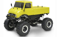Tamiya 23662 Mercedes Unimog 406 Full Operation Finished Yellow