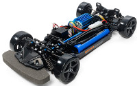 Tamiya 47301 TT 02D Type S Chassis Kit Drift Spec