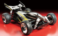 Tamiya 47355 Dual Ridge Black Metallic