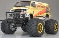 Tamiya 49459 Lunch Box Gold Edition